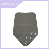 Item I1-021 Food Grade Folding Plastic Cutting Board