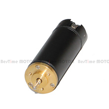 Fast rpm coreless brushless dc motor for drilling machine