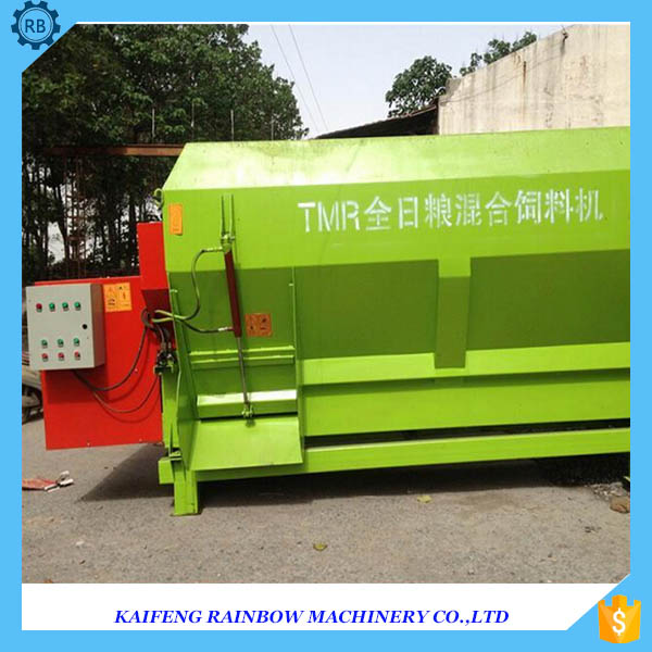 Practical Animal Feed Crushing And Mixing Machine/Automatic Mixing Machine Animal Feed