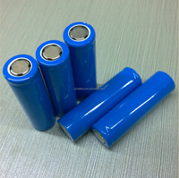 rechargeable li-ion battery 3.7v 18650 3800mah 2200mah with18mm*65mm for bicycle rack