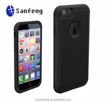 Wholesale PC Silicone Cases For Apple iPhone 6s With Ball Pattern For iPhone 6s Phone Cases
