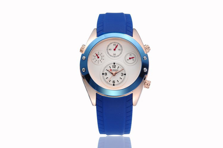 High quality special odm digital sport silicone watch men