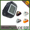 Quick Service Guest Call Waiter Wrist Watch Pager