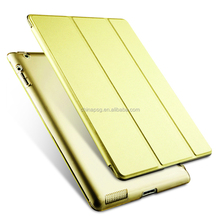 Leather stand Ultra Thin Smart case for ipad Air 1/2 1 2