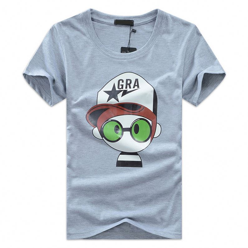 New arrival new arrival America USA men s t-shirt yarn crafts with high quality