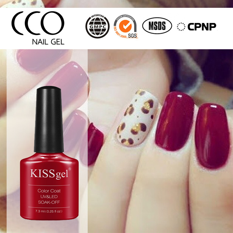 Cco Soak Off Gel Polish Oem Nail Polish Honey Girl Nail