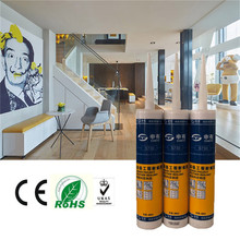 Waterproof weather resistance silicone raw materials joint sealant for metal