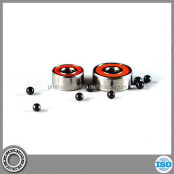 Ceramic ABEC-7 RC car&truck bearings SR166C-2OS #7 AF2 0.1875x0.375x0.125 inch
