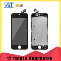 low price for apple iphone 5 lcd replacement original