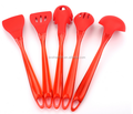 FDA Food Grade Silicone Kitchen Utensil set with 5 pcs