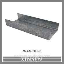 Building materials galvanized steel track and stud