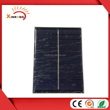 Customized 6V 1.2W Small Size Solar Panel