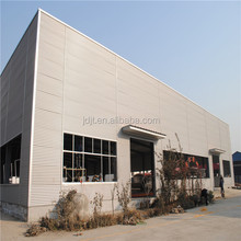 prebuilt structural steel frame warehouse construction with high quality