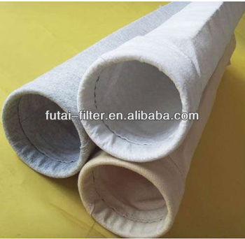 PPS filter bags used in thermal power plant