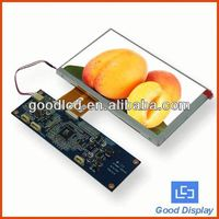 7 inch display used lcd television