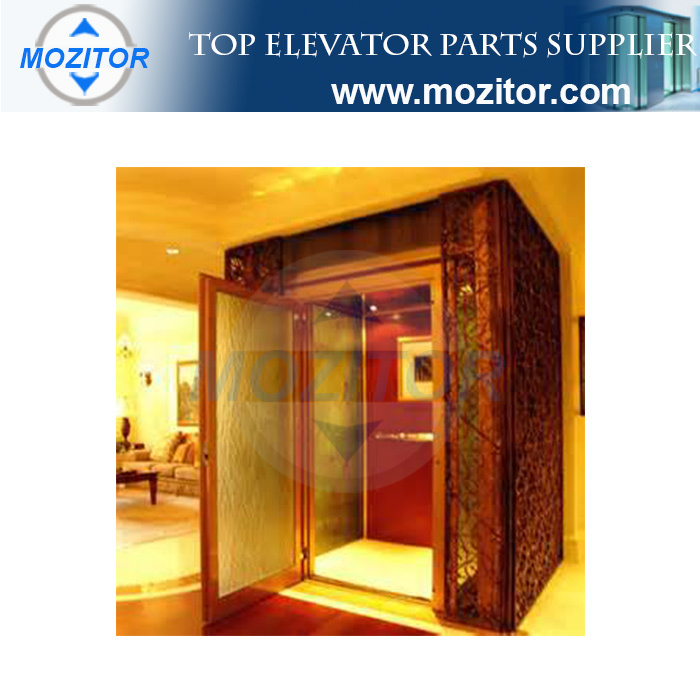 MZT-H-320 luxury complete home lift | 2-10 person passenger lift