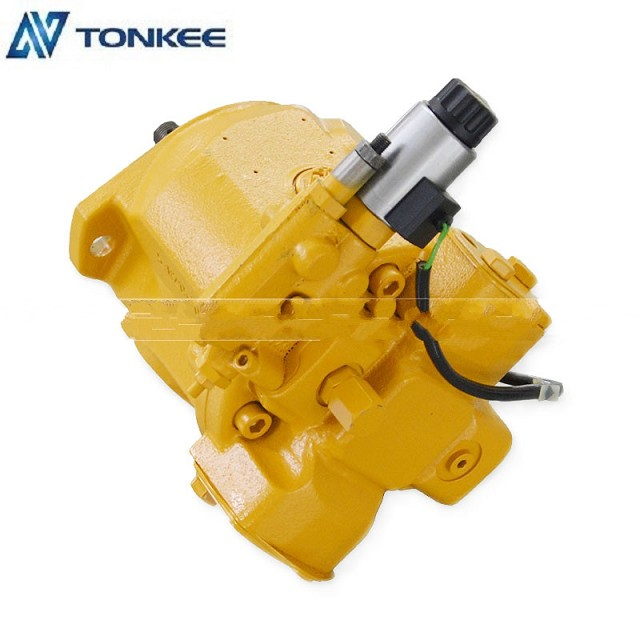 genuine hydraulic fan motor 259-0814 high quality fan motor 24423 for truck E345B