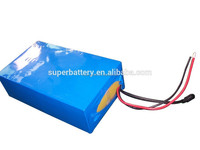 OEM ODM 22650 36V 20AH Lithium-ion Phosphate battery packs for snow blower