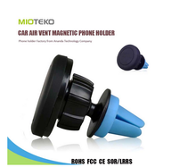 360 degree rotation universal air vent magnetic mobile phone car mount holder for iphone 4567 huawei HTC PDA