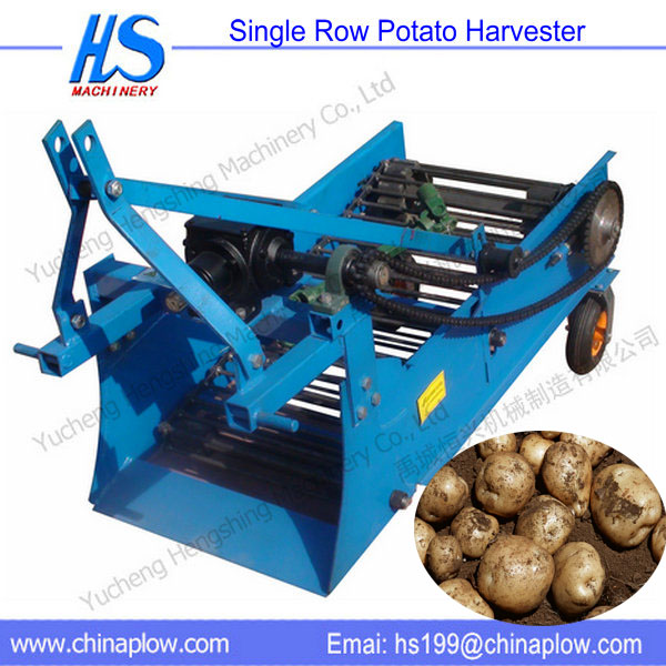 High performance Potato digging machine / John deere potato harvester
