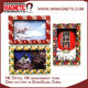 Customized Fridge Photo Frame Magnet