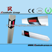 PVC reflective flexible traffic signal road delineators post guide post