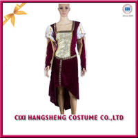 gold women Halloween Costume