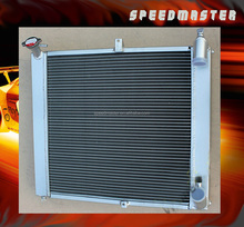 FOR MAZDA RX7 89-91 HIGH PERFORMANCE ALUMINUM RADIATOR