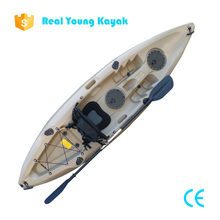Single Plastic Sea Power Kayak Fishing Cheap Canoe For Sale