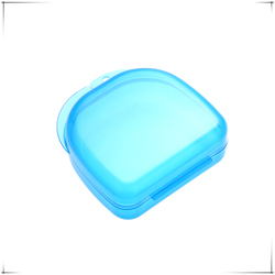 Small and exquisite denture box case containers