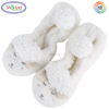 F366 Winter Warm Thermal Fleeced Lined Knit Holiday Fuzzy Socks Animal Bedroom Slippers