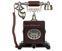 Cheap Old Style Landline Home Rotary Dial Antique Telephone