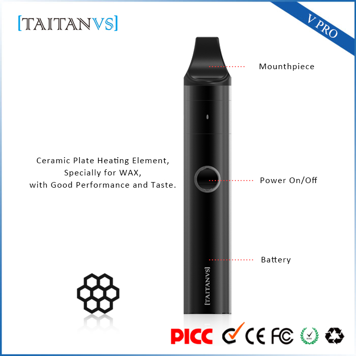 Exclusive Distributor Herbal E Cigarettes Portable Herbal Vaporizer