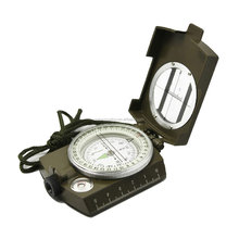 Best Price Multifunction Military Army Metal Sighting Compass High Accuracy Waterproof Compass