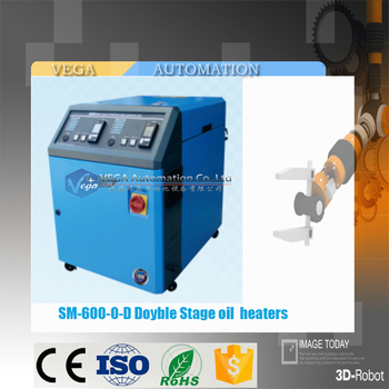 Plastic Oil type Water type Mold Temperature Controllers for Injection molding machine