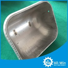 factory supply feed trough for pig