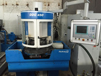 WOLTERS DDG 450 CNC Double-Disk Grinding Machine