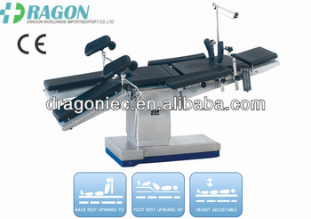 DW-OT07 manual urology operation table high quality in low price