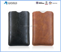 "Leather Case Cover Sleeve Pouch for 7-7.9""inch Tablet PC / Samsung Galaxy Tab 7.0/ Google Nexus 7"" / iPad mini etc"