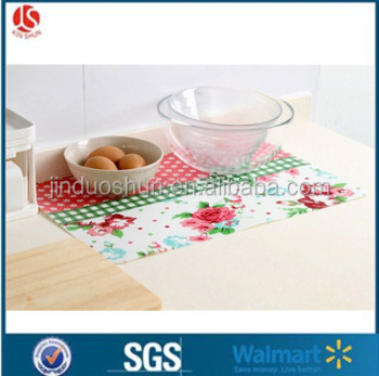 Unique plastic printable kid's placemat