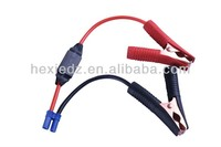 12v car emergency start charging power cable with 100A fuse