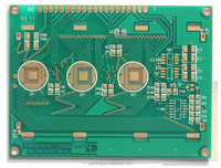 supply all kinds of 1 oz copper thickness 2 layer pcb