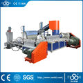 Direct underwater Plastic Pelletzing Extrusion line