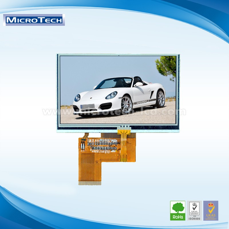 Lowest Price Classical 4.5 inch 540x960 MIPI TFT LCD