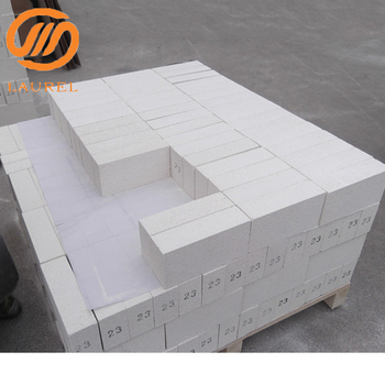 standard size of light weight alumina fire brick thermal insulating brick