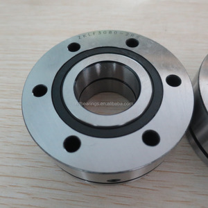 Double direction axial angular contact ball bearing ZKLF3080-2RS ZKLF 3080 2Z Ball Screw Support Bearings