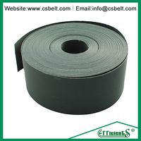 Thermofix Joint no antistatic polyester linear cloth fabric conveyor belt