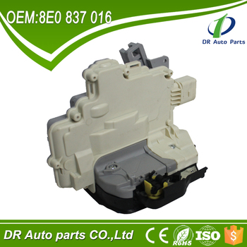 DR04 Car Central Locking System Power Door Lock Actuator For Audi A4 / S4