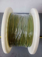 FEP / silicone rubber solid or stranded electrical wire