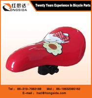 cheap kid bicycle saddle for girl